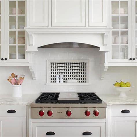 kitchen tile designs behind stove tile backsplash ideas for behind the range subway tile