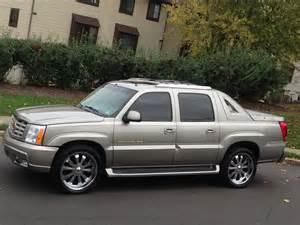 2002 Cadillac Ext 2002 Cadillac Escalade Ext Pictures Cargurus