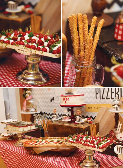 Pizza Decorating Party Pictures, Photos, and Images for