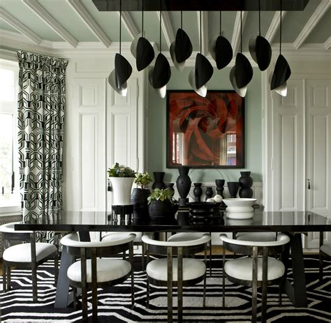Dining Room Trends 2017 | elle decor predicts the color trends for 2017 news events