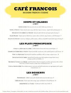 menu layout in french 1000 images about french menus on pinterest menu