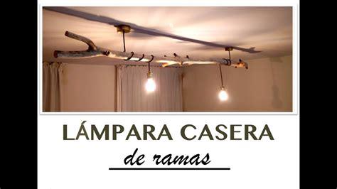 lamparas rusticas de madera  techo stunning latest