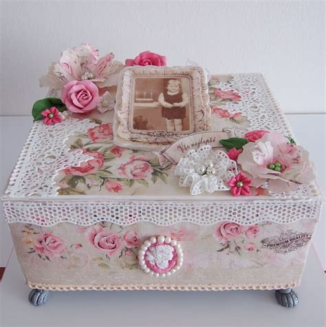 shabby chic box cakecentral com