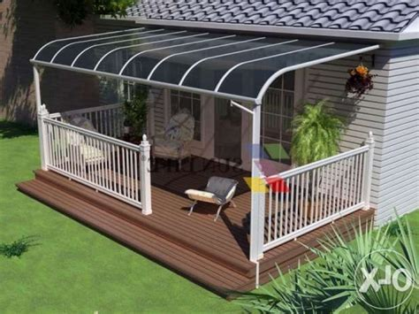 Cost Of An Awning by 1000 Ideas About Aluminum Awnings On Outdoor