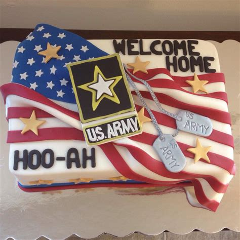military welcome home decorations welcome home cake decorating tips pinterest cake