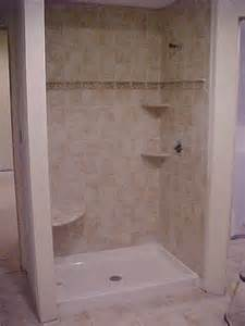 Bath Shower Stall Bathroom Custom Shower Stall Flickr Photo Sharing