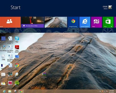 start bar on top desktop bar on top 28 images windows 8 remote desktop tips and tricks regularly