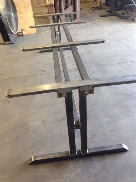 table bases iron steel wood 24 best images about metal tables bases on