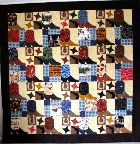 Western Themed Quilt Patterns by 199 Best Images About Western Quilts On Quilt Sets Quilt And Cowboy Western