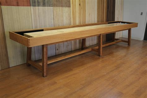 how is a shuffleboard table introducing mcclure s oxford and contempo shuffleboard