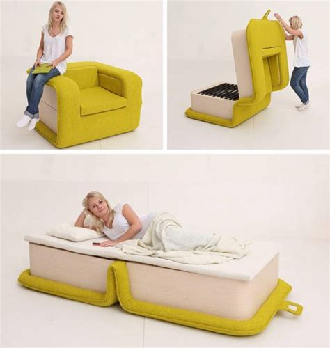 flip flop chair bed this chair flips into a bed neatorama