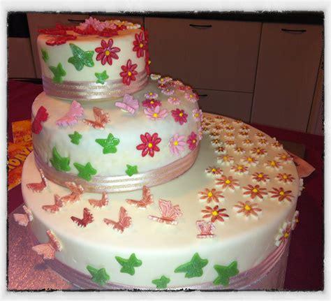 torta fiori e farfalle torta fiori e farfalle le ricette di mic