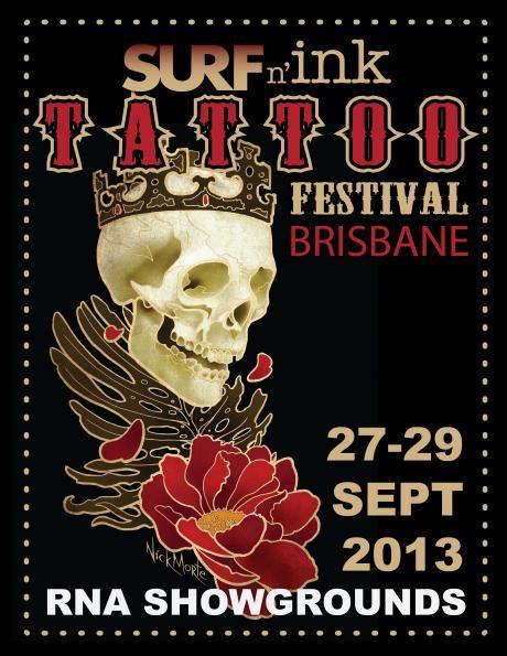 tattoo kit brisbane surf n ink tattoo festival brisbane conventions big