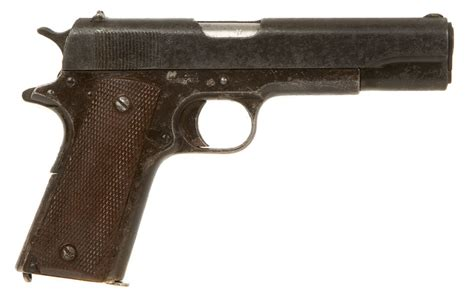 deactivated wwi colt 1911 allied deactivated guns