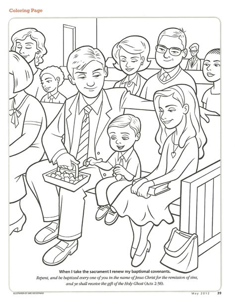 coloring pages baptism lds coloring pages baptism lds coloring pages for free