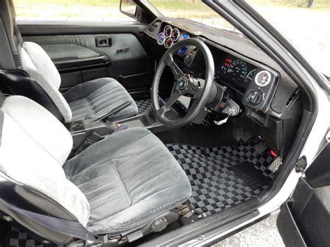 Toyota Gt Interior Modified 1985 Toyota Sprinter Treuno Ae86 Gt Apex