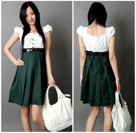 Baju Terusan Wanita Muslim Longdress Simply 4 trends model baju dress terbaru 2015