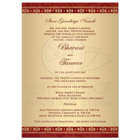 south indian wedding invitation matter south indian wedding invitation wordings for friends from