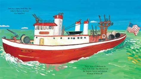 fireboat heroic adventures fireboat the heroic adventures of the john j harvey