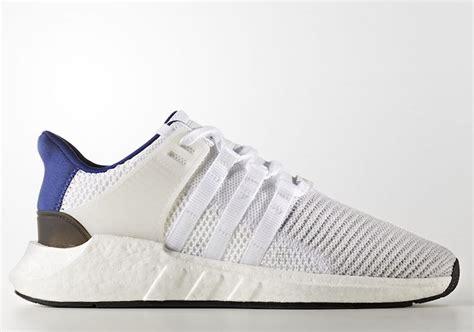 Adidas Originals Eqt Support 93 17 Royal Blue Uk8 Us8 5 Euro42 adidas eqt support 93 17 royal white sneaker bar detroit