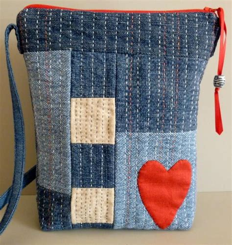 Denim Patchwork Bag Patterns Free - 2968 best denim redo s images on bags denim