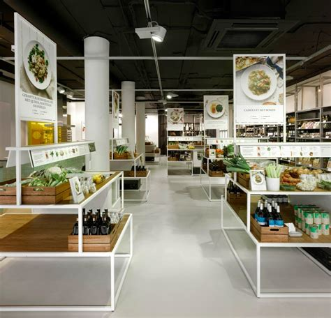 home design stores amsterdam bilder en de clercq amsterdam a new grocery concept in