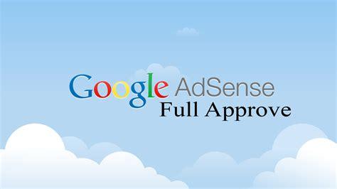 adsense youtube ditolak daftar google adsense ditolak 10x dan akhirnya full