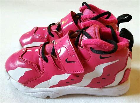 nike velcro basketball shoes nike hi top shoes pink white basketball laces