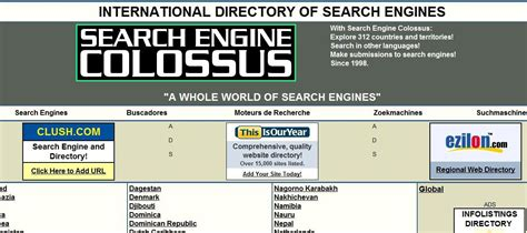 Finding Search Engines Find Search Engines From Across The World With Search