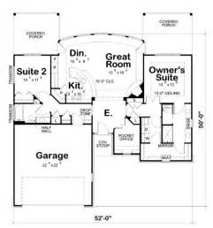 2 Bedroom 2 Bathroom House Plans Craftsman Style House Plan 2 Beds 2 Baths 1436 Sq Ft