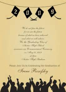 graduation invite templates graduation invitations wording free wedding