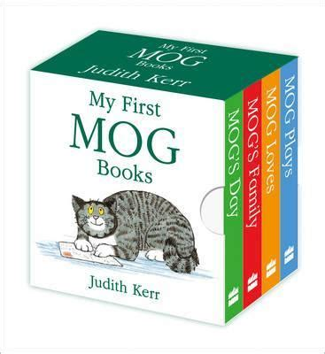 my first mog books judith kerr 9780008183776