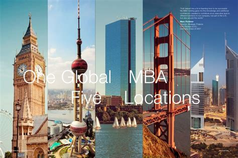 Hult International Business School Mba Tuition Fees by Hult Mba Brochure 2010
