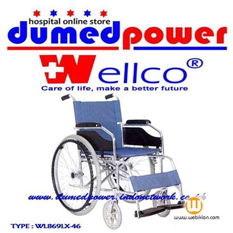 Tongkat Therapy Roda kursi roda racing aluminium quot wellco quot jual tempat tidur