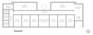 Floor Plan Diagram by Week03