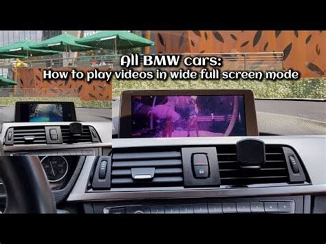 how to watch youtube videos in full screen within browser window all bmw cars how to play videos in wide full screen mode