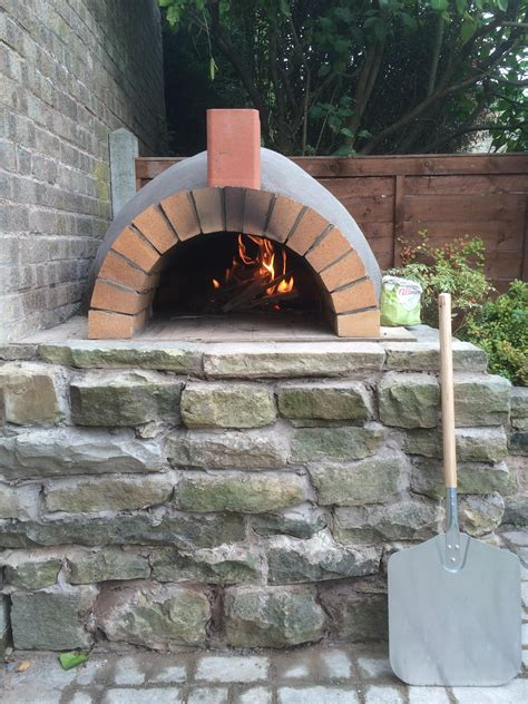 Handmade Oven - how to build an outdoor brick pizza oven step by step diy