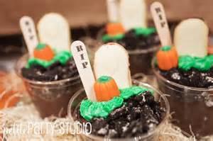 Pottery Barn Classes Halloween Dessert Cups Petite Party Studio 4 Petite