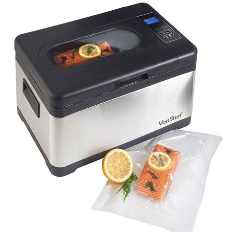 vonshef premium  liter water oven review