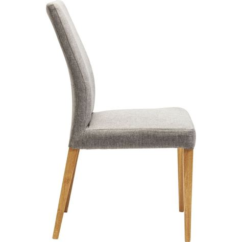 Chaise Grise Design by Chaise Scandinave Grise Mira Kare Design