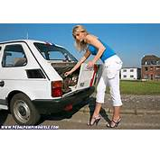 Polski Fiat 126p Picture Courtesy Of Pedalpumpinggirlscom  The