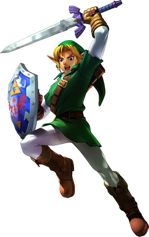 ocarina of time link ocarina of time legend of expanded universe