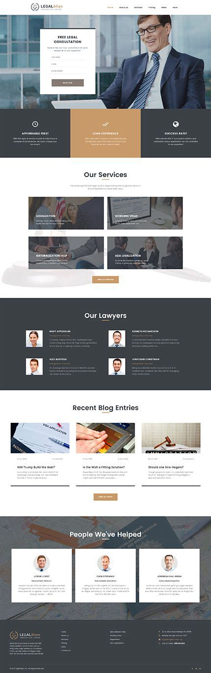 web layout design rules 25 best ideas about lawyer services on pinterest