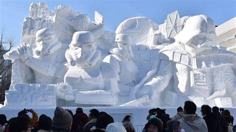 festival de la nieve de sapporo viajes personalizados sugoi corp darth vader conquista sapporo jap 243 n con un ejercito