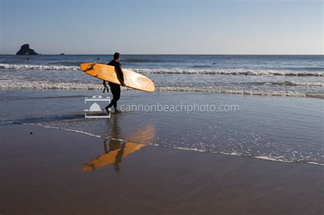 surf s up in cannon beach oregon cannon beach photo
