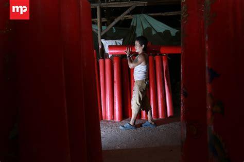 Lilin Lotus 1 Kati Merah Naga imlek pengrajin lilin dan hio mulai banjir order merahputih