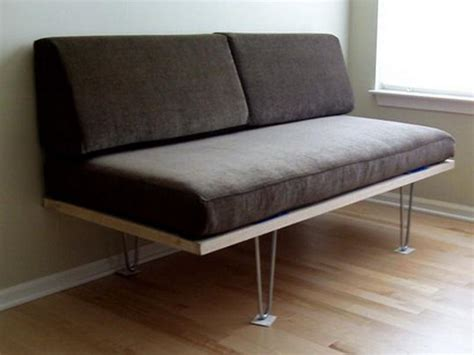 sofa diy furniture diy daybed ideas for modern home decoration