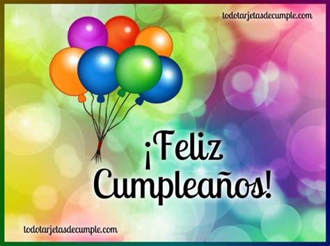 imagenes que digan feliz cumpleaños fanny tarjetas que solo digan feliz cumplea 241 os
