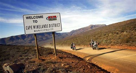 Motorradtour Namibia by Motorradtouren In Afrika Ausfl 252 Ge Kapstadt In S 252 Dafrika