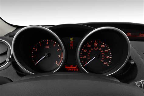 how make cars 2010 mazda mazda3 instrument cluster 2010 mazda mazda3 reviews and rating motor trend